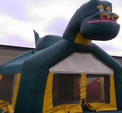 Dino Bounce House