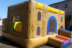 4-in-1 Fun House Combo