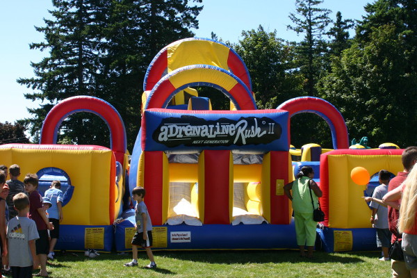 Inflatable Bounce Party Rentals Inflatables Portland Oregon