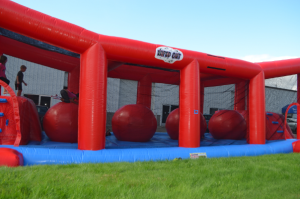 "Brand New"" ""Wipeout Obstacle Course"